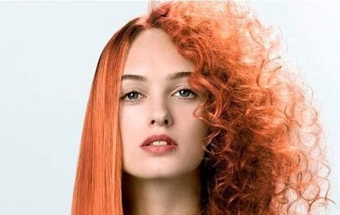 صاف کردن مو,صاف کردن مو های وز,بهترین راه صاف کردن موهای وز را بدانید