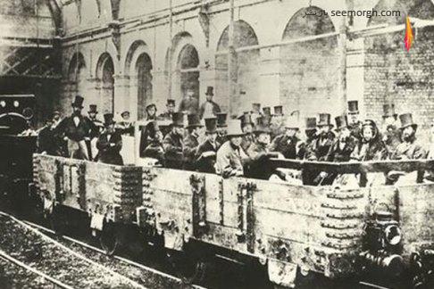 قطار زیرزمینی