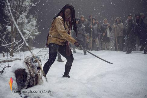 Walking-Dead2.jpgنورمن ریدوس,دریل دیکسون,سریال واکینگ دد,مردگان متحرک,Walking Dead