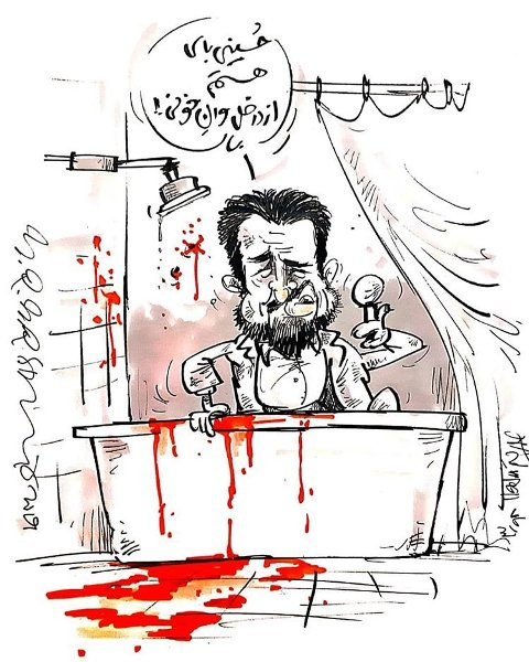 گزارش حسینی بای از قتل میترا استاد