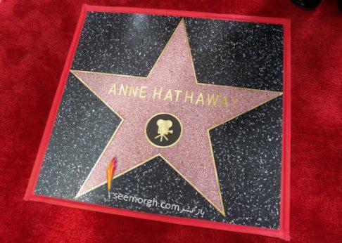 آن هاتاوی,ستاره