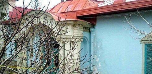 بنای تاریخی سریال از یادها رفته,خانه مستوفی الممالک,فیلمبرداری در بنای تاریخی,سریال در خانه های قدیمی,تخریب خانه های قدیمی