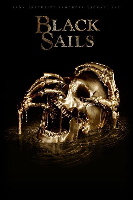 سریال بادبانهای سیاه Black Sails