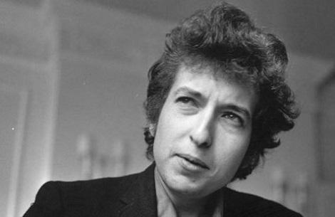 عکس جوانی باب دیلن Bob Dylan