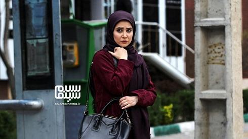 الناز حبیبی در سریال دلدار رمضان 98