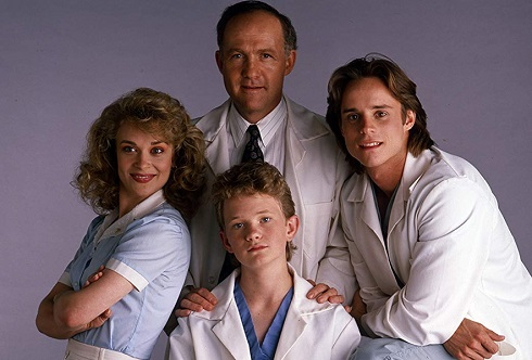 سریال دکتر دوگی هوزر
