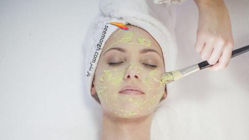 ماسک,ماسک صورت,ماسک سفید کننده صورت,ماسک سفیده تخم مرغ، روشن کننده پوست های کدر