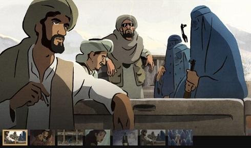انیمیشن پرستوهای کابل در جشنواره کن 2019