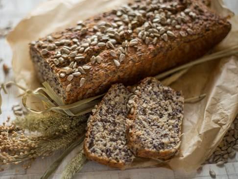 نان رژیمی,طرز تهیه نان رژیمی,طرز تهیه نان رژیمی (Fitness bread)