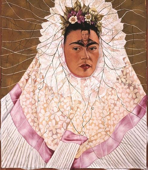 خودنگاره فریدا کالو Frida Kahlo