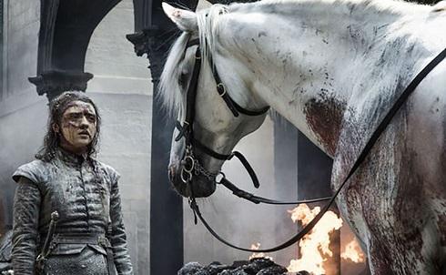 قسمت پنجم Game of Thrones