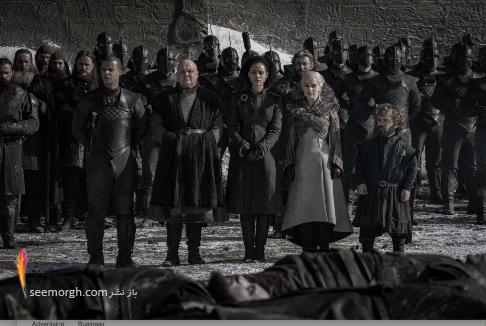 بازی تاج و تخت,فصل هشتم,اپیزود4,game of thrones