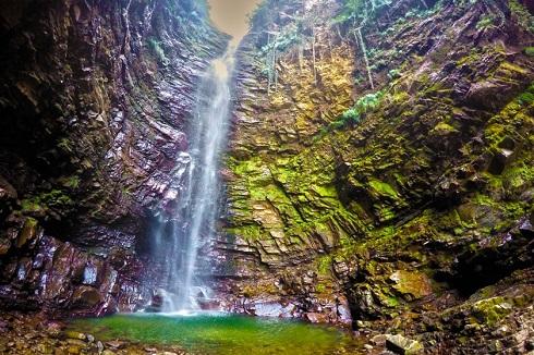 آبشار گزو و جنگل های لفور سوادکوه