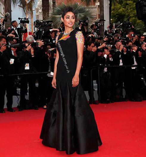 مدل لباس,مدل لباس در جشنواره کن,جشنواره کن,جشنواره کن 2019,مدل لباس در جشنواره کن 2019,مدل لباس گلشیفته فراهانی Golshifte Farahani در افتتاحیه جشنواره کن 2019 Cannes