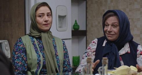 گوهر خیراندیش و شبنم مقدمی در سریال هیولا