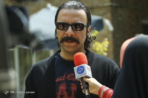 گفتگو با حسام منظور,حسام منظور در برادر جان,بازیگر سریال برادر جان,سریال برادر جان در رمضان 98,بازیگر سریال بانوی عمارت