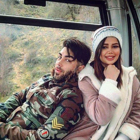 زوج دعوت شده در برنامه هزار راه نرفته