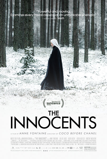 سریال بیگناهان The Innocents