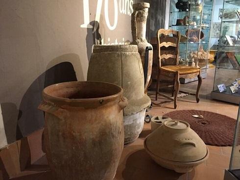 آثار موزهای ravel که قدمت برخی از آنها به قرن پیش میرسد