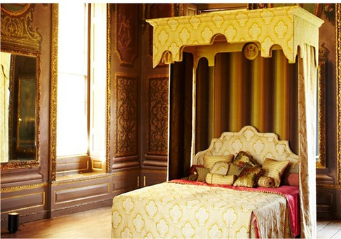 تختخواب سلطنتی کانیه وست