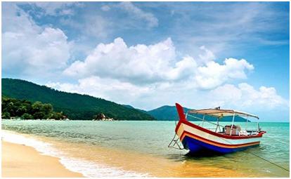 کوالالامپور,تور کوالالامپور,ارزان ترین تور کوالالامپور,پنانگ دارای سواحل فوق العاده