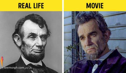 فیلم واقعی,فیلم بیوگرافی,فیلم زندگینامه,آبراهام لینکلن,