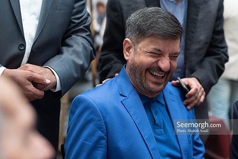 محمود شهریاری,سقف مات