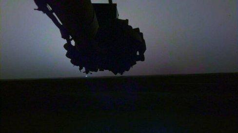 طلوع و غروب خورشید در مریخ 2