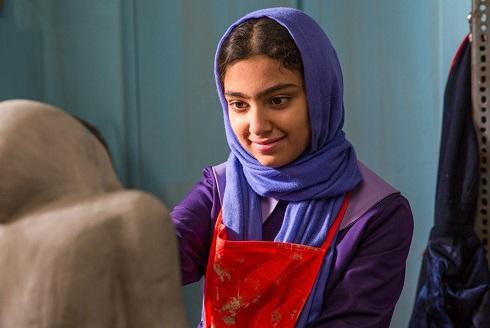 ستایش محمودی در فیلم سینمایی نبات