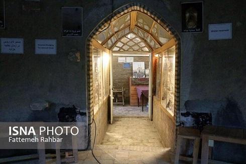 آب انباری تاریخی و دیدنی در یزد