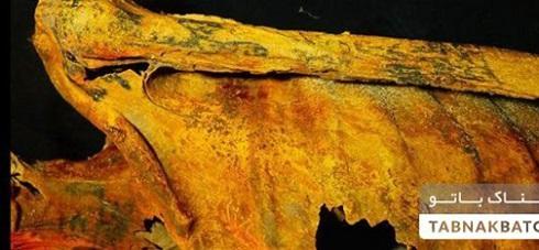 تصویر قدیمی ترین خالکوبی جهان