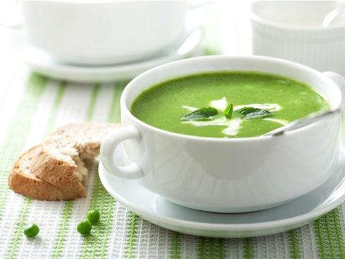 طرز تهیه سوپ نخود فرنگی برای افطار ماه رمضان,سوچ نخودفرنگی,افطار