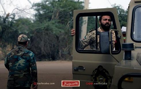 عکس سریال تلویزیونی سرباز