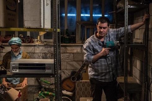 شهاب حسینی در فیلم جدیدش