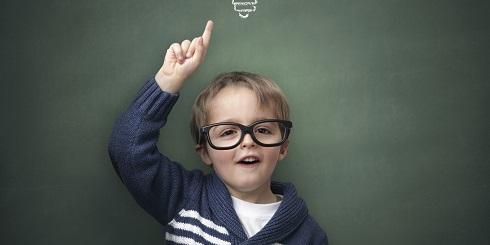 کودک باهوش