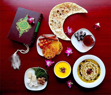سحری و افطار
