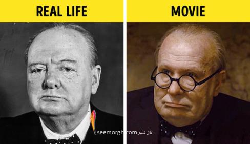 فیلم واقعی,فیلم بیوگرافی,فیلم زندگینامه,وینستون چرچیل,گری اولدمن