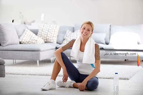 گرفتگی عضلات بعد ورزش