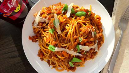 8 پیشنهاد غذایی مقرون به صرفه,سس ماکارونی