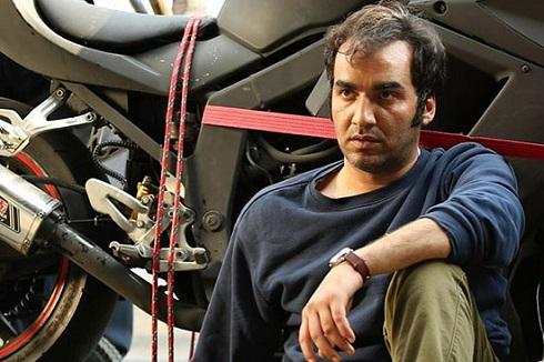 سجاد افشاریان در نقش آراز سریال برادر جان
