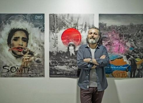گالری منتخب پوسترهای علی باقری