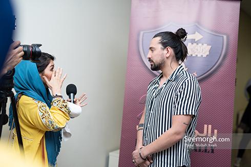 رالی ایرانی ۲,سریال,شبکه نمایش خانگی,امیر عباس گلاب