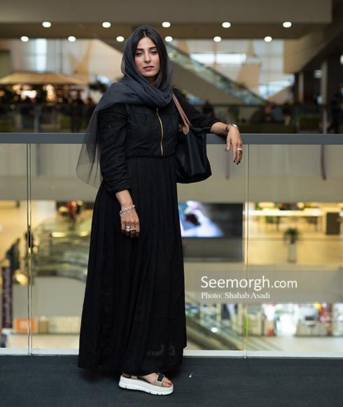 آناهیتا افشار,پر پرواز