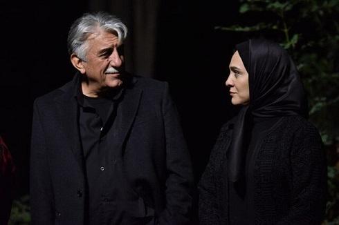 رضا کیانیان و رؤیا نونهالی درعروس تاریکی