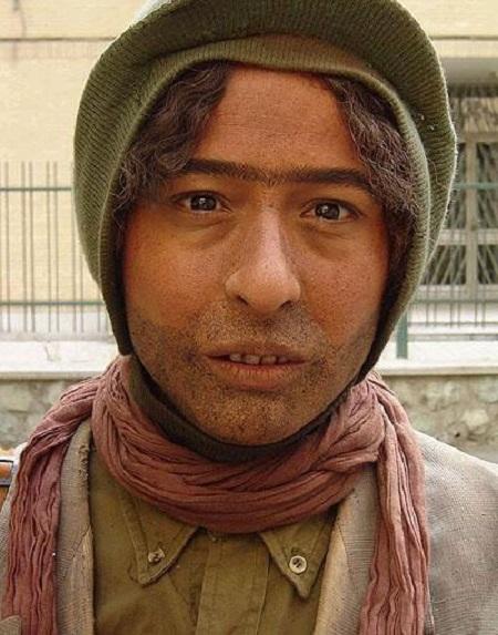 گریمهای سنگین در آثار بهرام بهرامیان