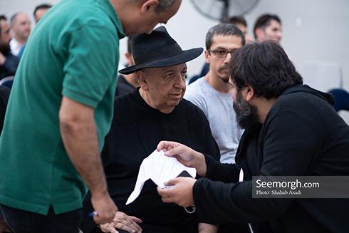 عباس کیارستمی,تولد,خانه سینما,بهمن فرمان آرا