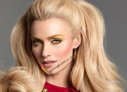 رنگ مو بژ,رنگ مو بژ را با این ترکیب رنگی درست کنید