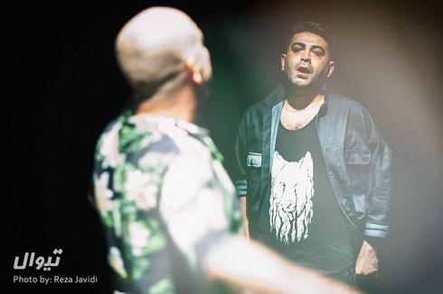 هوس و 7 دقیقه,نمایش جدید فرزاد حسنی,فرزاد حسنی و لیلا بلوکات در نمایش,تئاتر جدید,بازی فرزاد حسنی