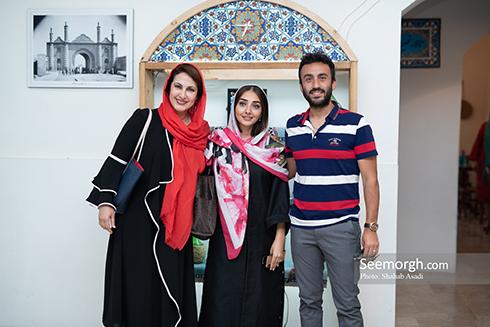 قصه ظهر جمعه,نسیم ادبی,افتتاحیه,تئاتر,فاطمه معتمدآریا