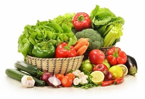 سبد میوه و سبزی